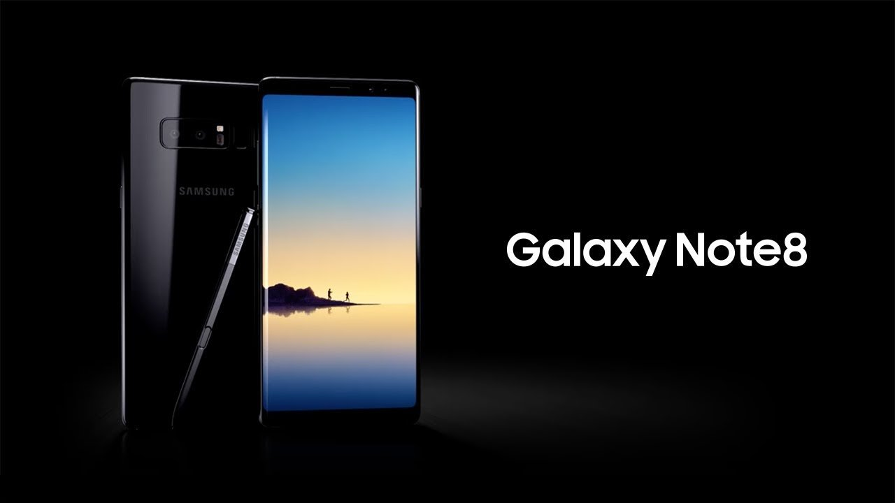 Samsung Galaxy Note 8 specification
