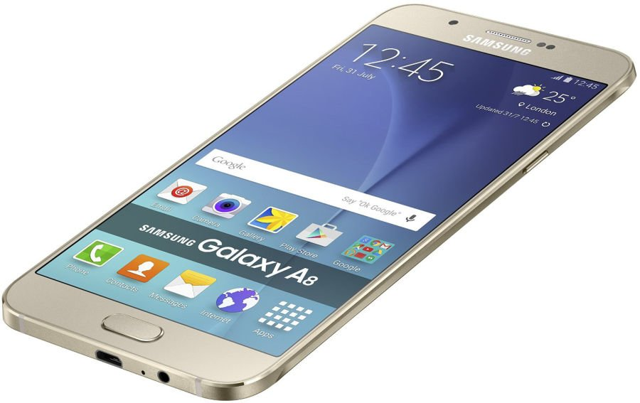 Samsung Galaxy A8 Specification Price featured