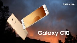Samsung Galaxy C10 Specification display