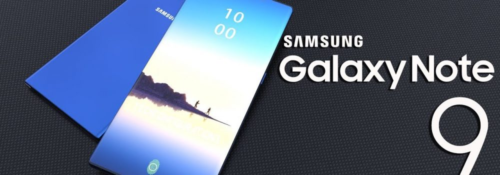 Samsung Galaxy Note 9 Specification