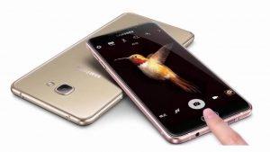 samsung galaxy c10 pro specification finger print