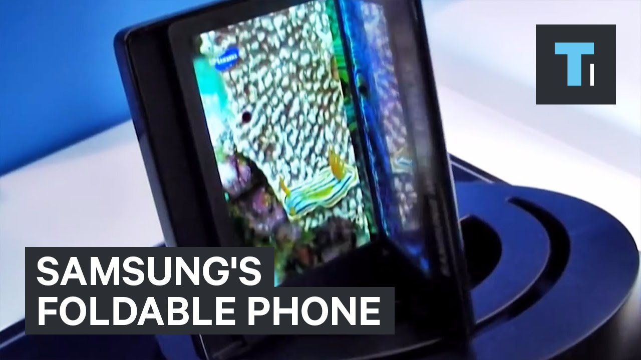 Samsung Fodable Phone Release Date