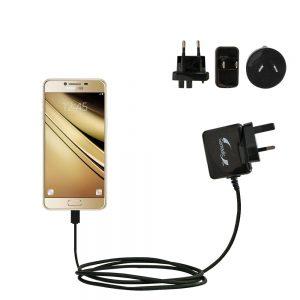 Samsung Galaxy C7 Fast Charging