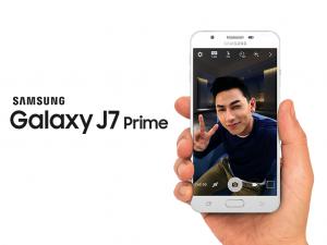 Samsung Galaxy J7 Prime front
