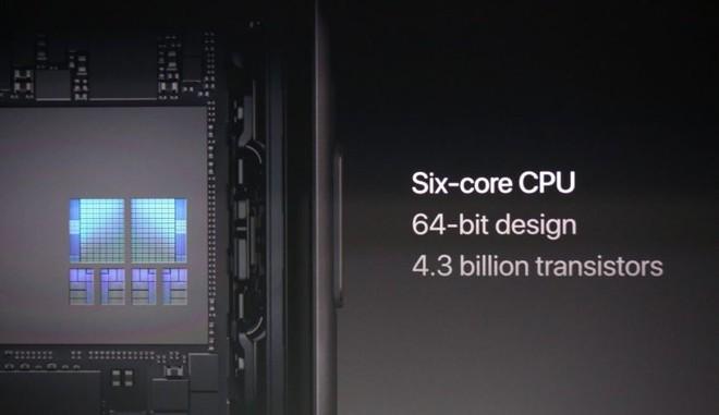 Samsung Galaxy S8 vs iPhone 8- A11 Bionic chip. Hexa-Core Processor.