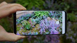 Samsung Galaxy S8 vs iPhone 8- S8 Camera