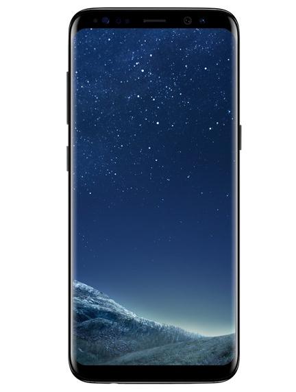 Samsung Galaxy S8 vs iPhone 8-s8