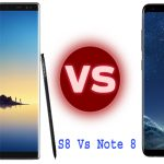 Samsung Galaxy S8 vs Note 8