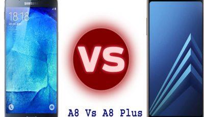 samsung galaxy a8 vs a8 plus versus battle