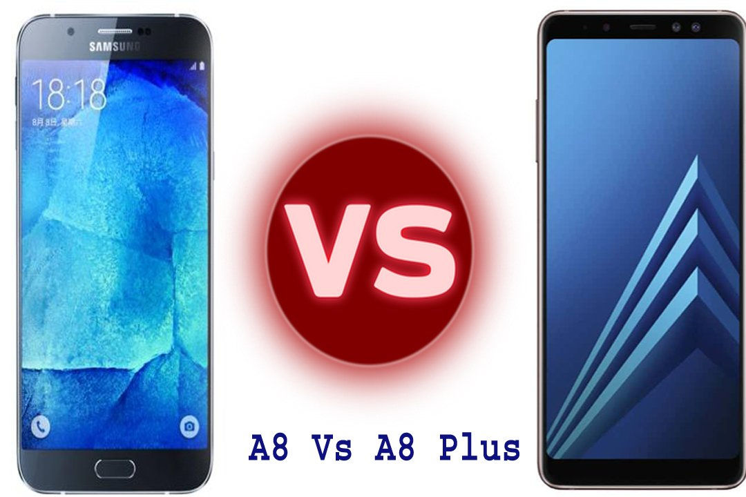 samsung galaxy a8 vs a8 plus versus battle