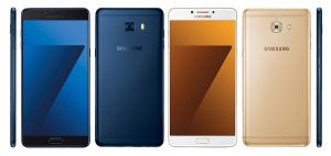 samsung galaxy c7 colors