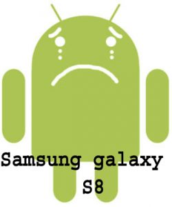 samsung galaxy s8 loss