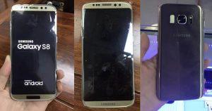 Sammsung Galaxy s8 clone