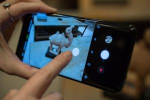 Samsung Galaxy S9 Edge camera