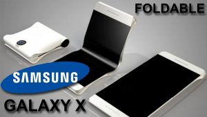 Samsung Galaxy X Launch Date foldable