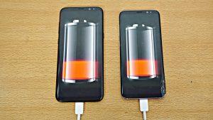 s8 vs s8 clone battery