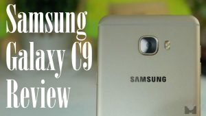 samsung galaxy c9 review