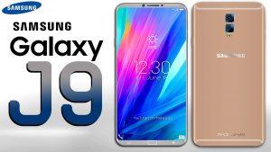 Samsung Galaxy j9 price