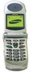 Samsung SGH-800 display