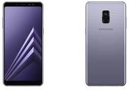 Samsung Galaxy A8 plus.
