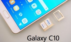 Samsung Galaxy C10 Specification whats new