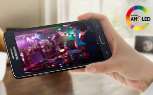 Samsung Galaxy Grand Prime Pro super amoled