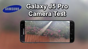 Samsung Galaxy J5 Pro specification camera