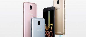 Samsung Galaxy J series new phone