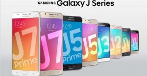 Samsung Galaxy J5 Prime old phones