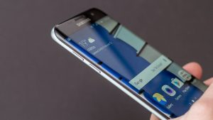 Samsung Galaxy S7 Edge Specification Price display on
