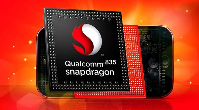 Samsung Galaxy S8 vs iPhone 8- Qualcomm's Snapdragon 835 processor