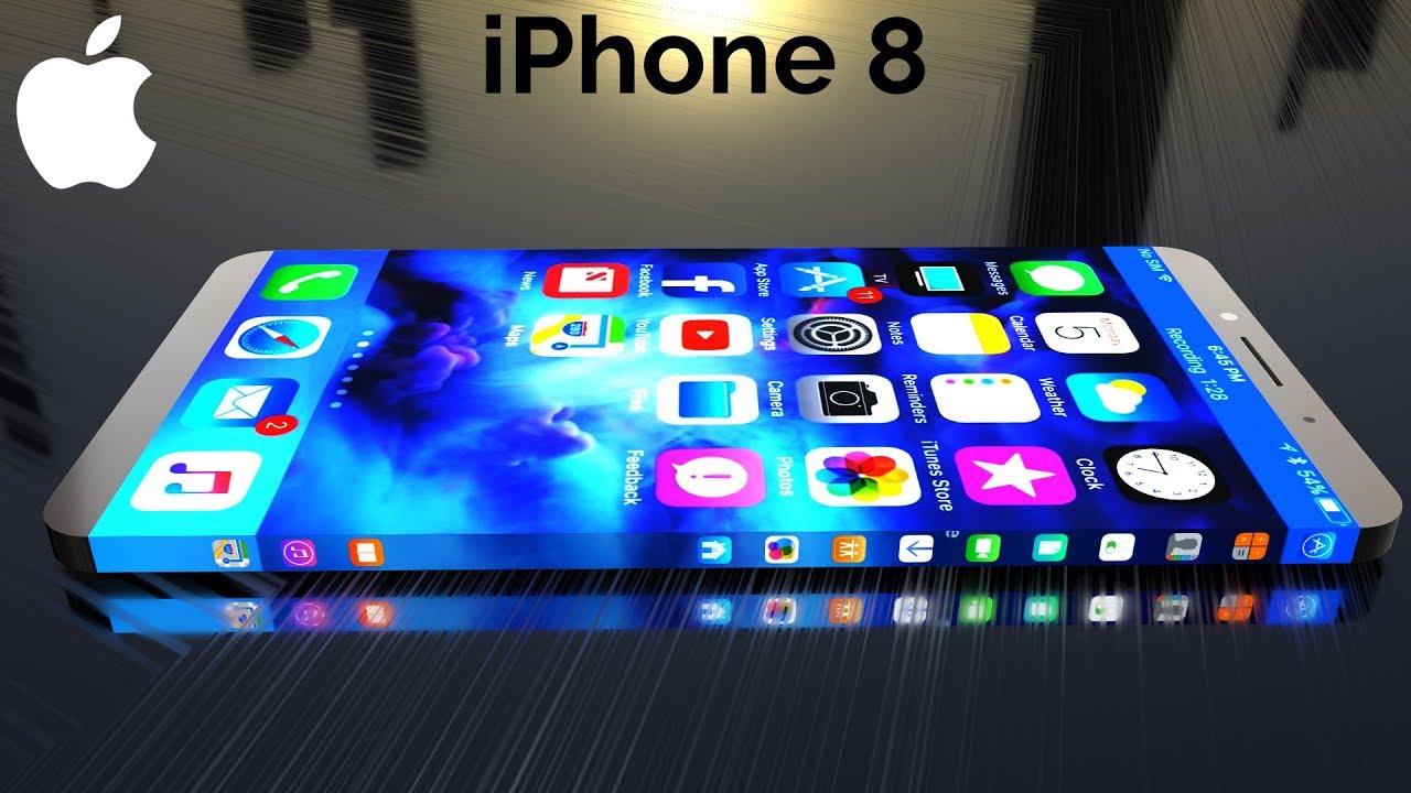 Samsung Galaxy S8 vs iPhone 8- iphone ips