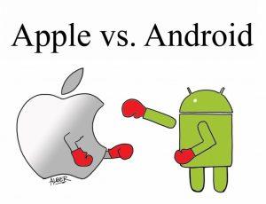 Samsung Galaxy S8 vs iPhone 8- ram