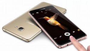 Samsung Galaxy c7 Display