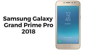 Samsung Galaxy Grand Prime Pro main