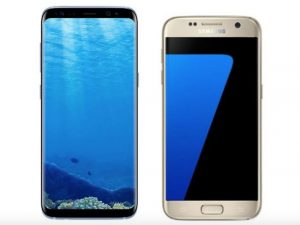 Samsung Galaxy S9 Edge vs s7 edge