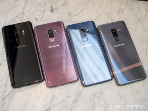 Samsung Galaxy S12 colors