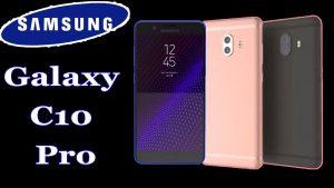 Samsung Galaxy C10 Pro fake
